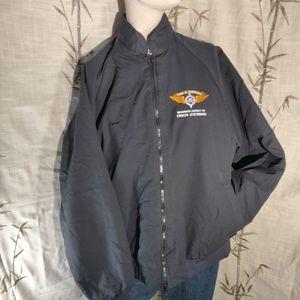 Other - PRO FIT LRG Bomber heavy warm coat WA Aero